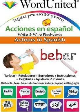 Actions in Spanish