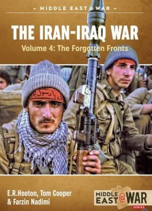 Astrosadventuresbookclub.com The Iran-Iraq War - Volume 4 : The Forgotten Fronts Image