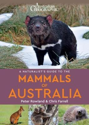 A Naturalists's Guide to the Mammals of Australia