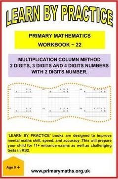 LEARN BY PRACTISE: PRIMARY MATHEMATICS WORKBOOK ~ 22