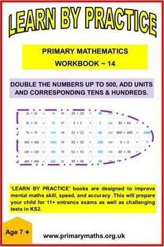LEARN BY PRACTISE:PRIMARY MATHEMATICS WORKBOOK ~ 14