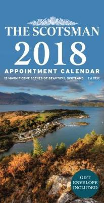 The Scotsman Appointment Calendar 2018 2018