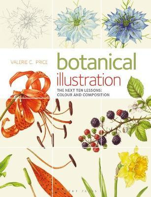 Botanical Illustration the Next Ten Lessons: Colour and Composition