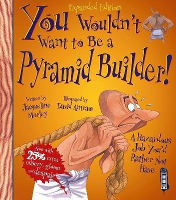 You Wouldn't Want To Be An Egyptian Pyramid Builder!