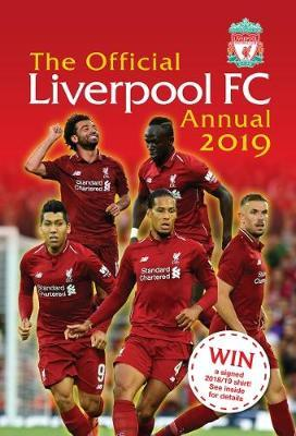 Best books about liverpool fc