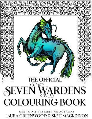 The Official Seven Wardens Colouring Book