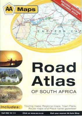 Road Atlas of South Africa