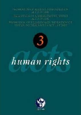3 Human Rights Acts
