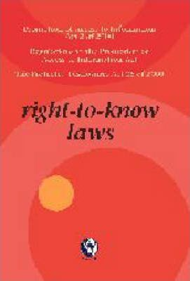 Right-to-know Laws