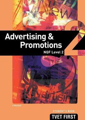 FET first advertising and promotions: NQF level 2: Student's book