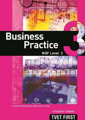 Business Practice NQF Level 3 Student's Book