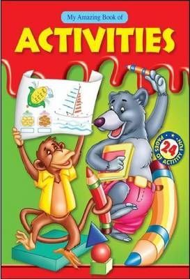 Colouring Book Foundation Phase Activity Book 24p