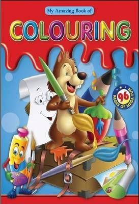 Colouring Book Foundation Phase 96p