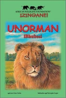 Norman the lion: Reader