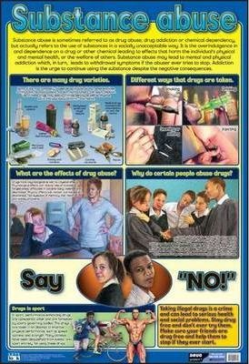 Substance Abuse: Wall Chart