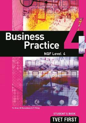 Business Practice: NQF Level 4: Student's Book