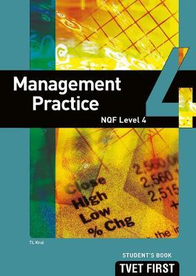 Management Practice: NQF Level 4: Student's Book