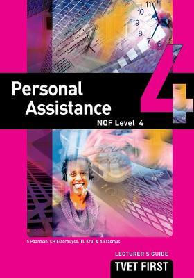 Personal Assistance: NQF Level 4: Lecturer's Guide