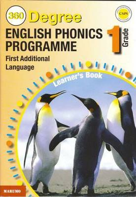 360 Degree English Phonics Programme: Gr 1: Learner's Book