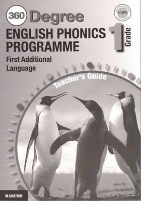 360 Degree English Phonics Programme: Gr 1: Teacher's Guide