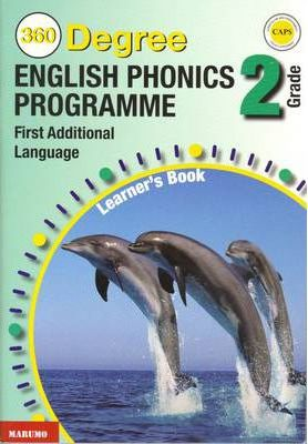 360 Degree English Phonics Programme: Gr 2: Learner's Book