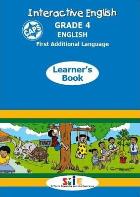 Interactive English CAPS: Gr 4: Learner's Book