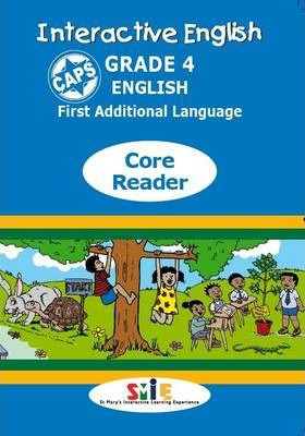 Interactive English CAPS: Gr 4: Core Reader