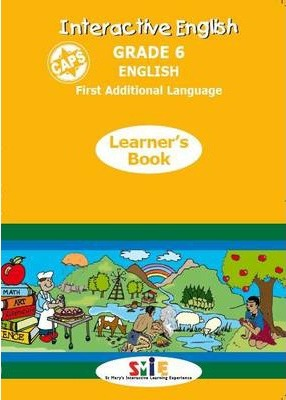 Interactive English CAPS: Gr 6: Learner's Book