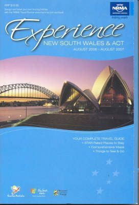 Experience New South Wales and ACT 2006/07
