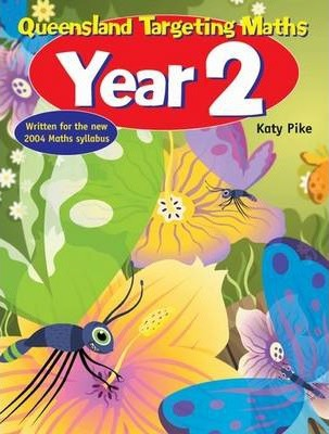 Targeting Maths: QLD 2 Student Book