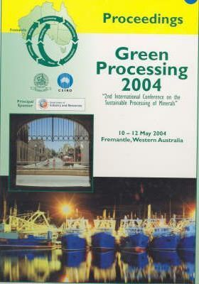 Green Processing 2004 2004