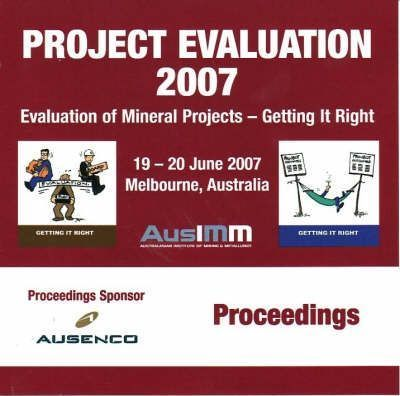 Project Evaluation Conference 2007