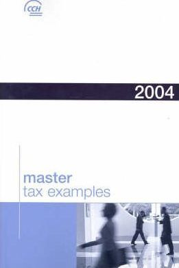 2004 Master Tax Examples