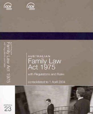 Australian Family Law Act 1975