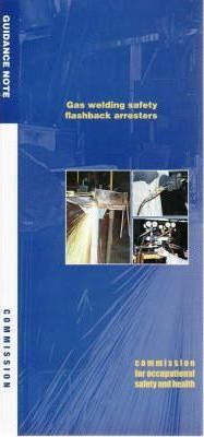 Guidance Note Gas Welding Safety Flashback Arresters