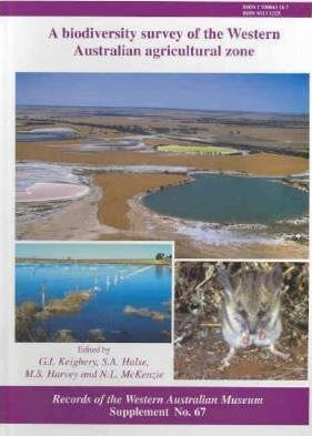 A Biodiversity Survey of the Western Australian Agricultural Zone