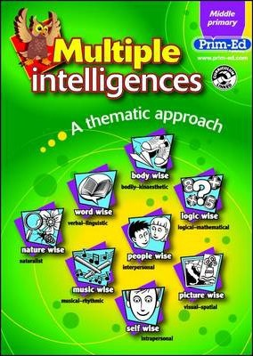 Multiple Intelligences: Middle Primary Book