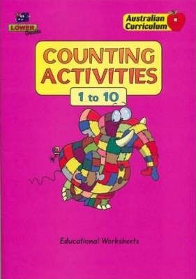 Counting Activities 1-10