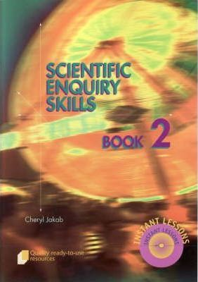 Scientific Enquiry Skills: Book 2