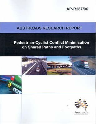 Pedestrian-cyclist Conflict Minimisation on Shared Paths and Footpaths