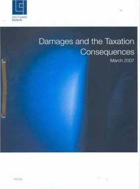 Damages and the Taxation Consequences