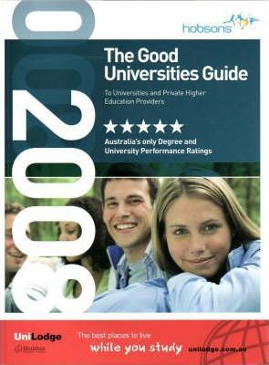 The Good Universities Guide 2008