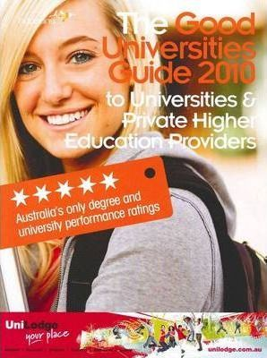 The Good Universities Guide 2010