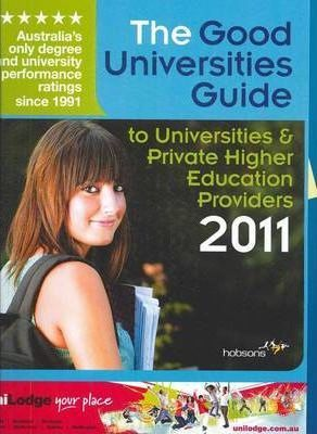 The Good Universities Guide 2011