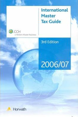 International Master Tax Guide 2006/07