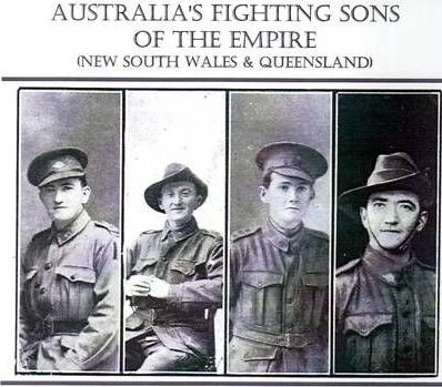 Australia's Fighting Sons of the Empire