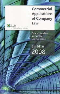 Commercial Applications of Company Law 2008