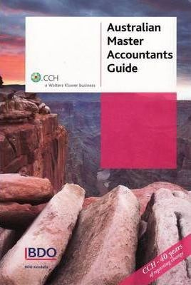 Master Accountants Guide 2008/09