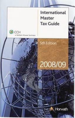 International Master Tax Guide 2008/2009
