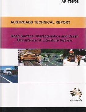 Road Surface Characteristics and Crash Occurence